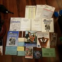 ACE Personal training study material  Jefferson, 07438