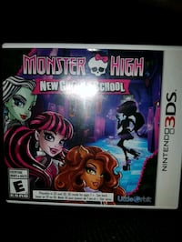 Monster High 3ds Burnaby, V5A 4G5