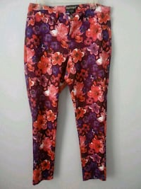 XL Floral pants Stafford, 22554