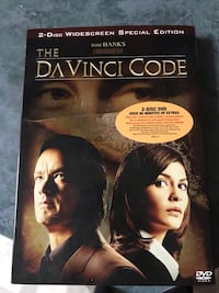 The DaVinci Code DVD NEW AND SEALED
