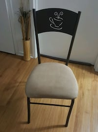 Beautiful chair, in your party,or a extra guest  Sterling