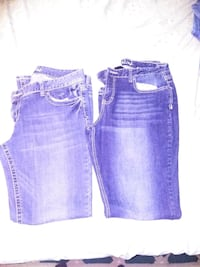Maurices jeans size14 $20.00 for both
