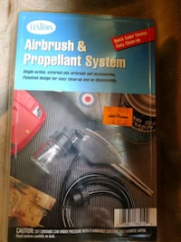 Airbrush and Propellant System Avon, 56310