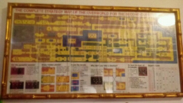 The Legend of Zelda NES map framed on adventure of link map, dragon quest nes map, void a everquest map, metal gear nes map, mario nes map, ninja turtles nes map, metroid nes map, batman nes map, link nes map, star wars nes map, 360 the simpsons map, super metroid full map, hyrule total war world map, rygar nes map, castlevania nes map, chrono trigger nes map, dragon quest 6 map,