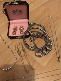 Juicy Couture Jewelry Bundle Burnaby, V5C 4S7