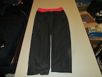 Womens Black Nike Pants Size Medium  Fort Saskatchewan