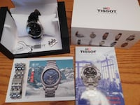 Like New Tissot Couturier Swiss Automatic Watch $1050 Retail Toronto