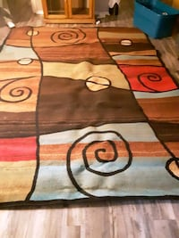 Hope collection area rug