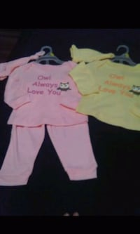 Brand new girls 6-9 months outfit with extra $5.00 Spartanburg, 29303