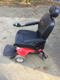 Jazzy Sport Elite ES Electric Wheelchair