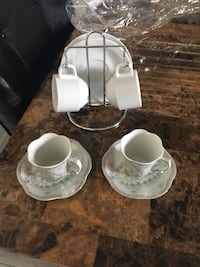 Coffee Cups Sets & Espresso Cups Sets Laval, H7K 1T1