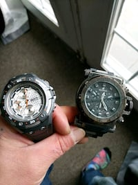 Two watches great condition West Kelowna, V4T 1T8