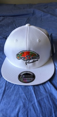 KB Ethos new white colour hat (Canada Beach) Toronto, M2J