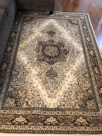 2 Clean Carpets Same Design, different sizes (8x10 and 5x7) On Sale! Mississauga, L5B 3Z1