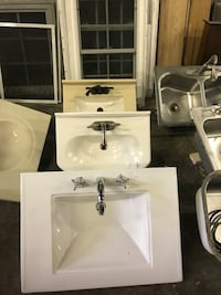 Beautiful sinks $35 each any one  Sterling, 20166