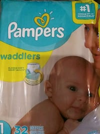 Baby Diapers size 1