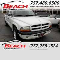 2002 Dodge Dakota Sport Norfolk, 23518