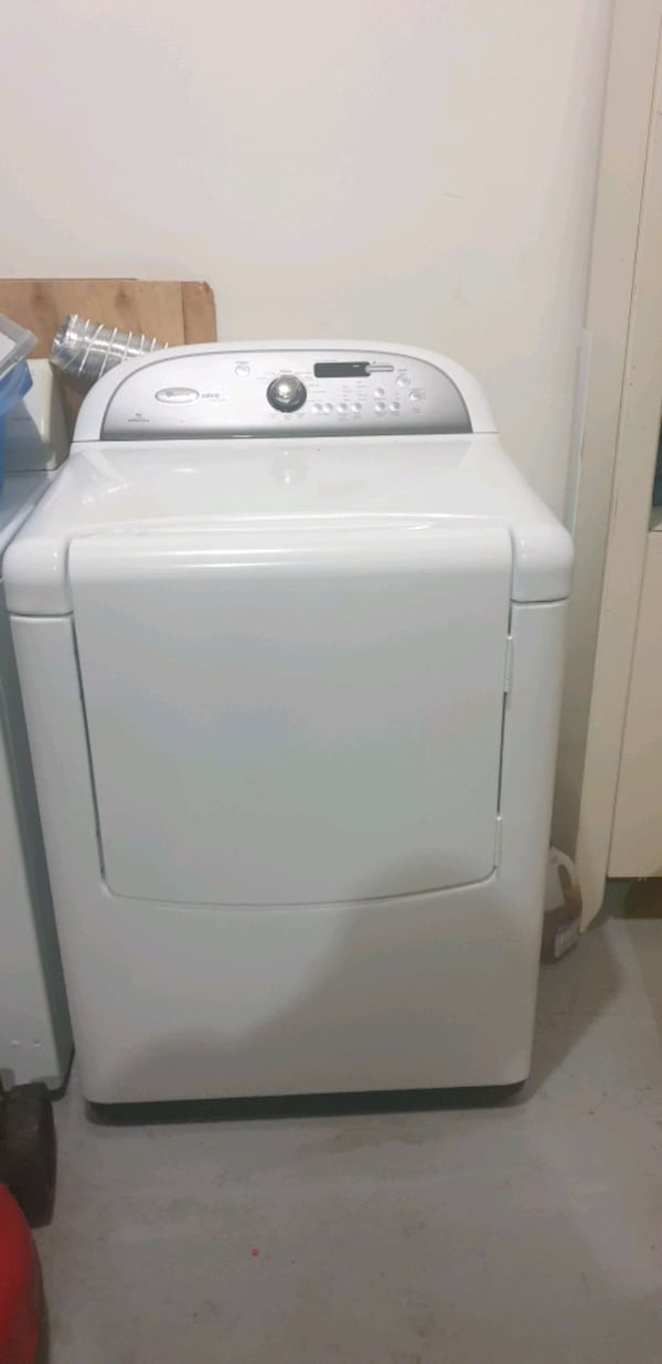 Whirlpool Dryer 3