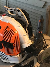 STIHL BR 600-Z  BLOWER BACKPACK Surrey, V3S 3T6