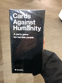 Cards Against Humanity (NEW) Burnaby, V5H 4M1
