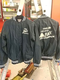 1988 BMX State Champion Jacket Charles Town, 25414