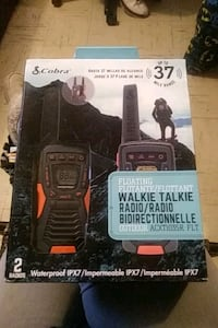 Cobra walkie talkies Calgary, T2B 1H7