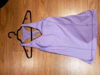 purple and pink halter top North Vancouver, V7M 2B8