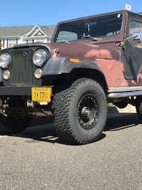 Jeep CJ 5 Culpeper