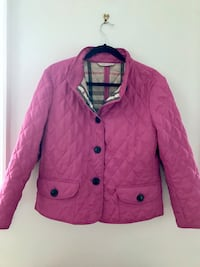 Burberry quilted jacket  Toronto, M6G 3K9