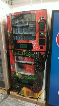 New combo vending machine  Gaithersburg, 20879
