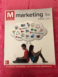 Marketing edition 5 by Grewal Levy Rowland Heights, 91748