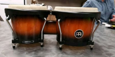 Hand percussion brand MEINL  $100.00