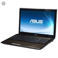 Asus notebook i3 6gb ram 320gb disk İstanbul, 34403