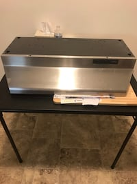 BRAND NEW Broan OTR vent hood w/ light