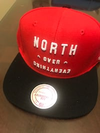 "Raptors ""north over everything"" hat/cap Pickering, L1V 5A2"