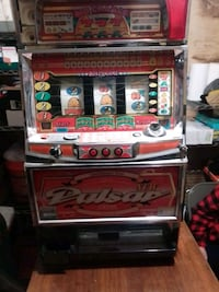 Yassma pulsar slot machine Carbondale, 18407