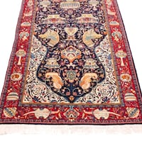 Persian carpet hand-knotted Paris, 75004