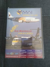 Myanmar Airways International DVD