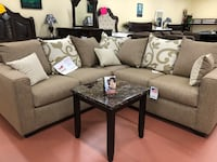 brand new sectional  Vancouver, 98684