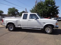 1995 FORD F150 WHITE Lubbock, 79412