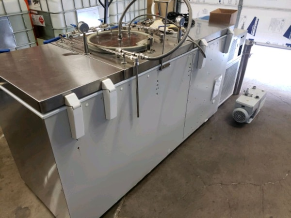Capna Systems Ethos 6 closed loop extractor