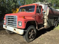 82 International Fuel Truck fully functional Spruce Grove, T7X 4P2