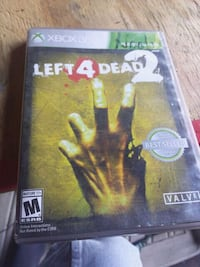 Xbox 360 Left 4 Dead 2 game case Dundee, 14837