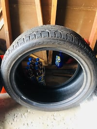 2+1 Pirelli Sottozero Winter Tires & Single Rim For Sale  Mississauga