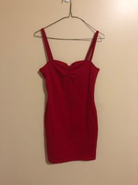 Red Dress size S Coquitlam, V3K 6S6