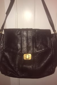 Soft leather Juicy Couture handbag