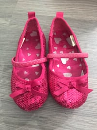 Girls shoes assorted sizes and prices  Victoria, V8X 2E6