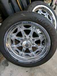 3 jesse james rims and tires