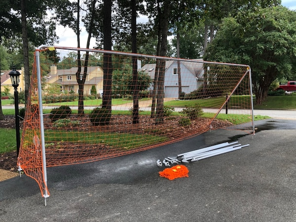 Used Kwik Goal Soccer Goals for sale in Henrico - letgo 4266f47c7e6d