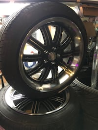 Huntington 18 inch wheels 5x114.3 BRAND NEW for $1299.99!  Indianapolis, 46227